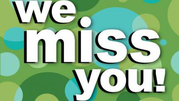 To all our Students and Families! We miss you!